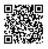 夏目友人帳特設サイトQRコード